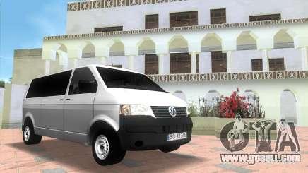 Volkswagen T5 Transporter for GTA Vice City