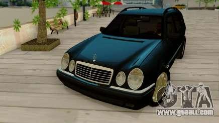 Mercedes-Benz E320 Wagon for GTA San Andreas