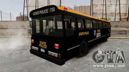 Brute Bus ESU [ELS] for GTA 4