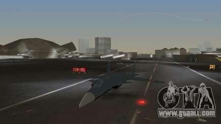 Su-47 Berkut for GTA Vice City