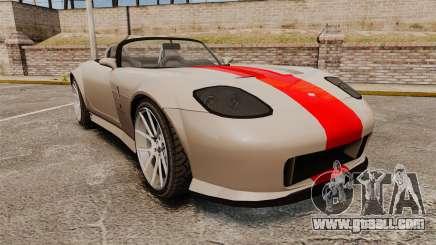 Bravado Banshee new wheels for GTA 4