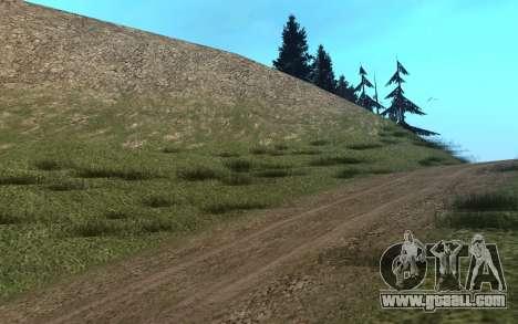 RoSA Project v1.3 Countryside for GTA San Andreas fifth screenshot