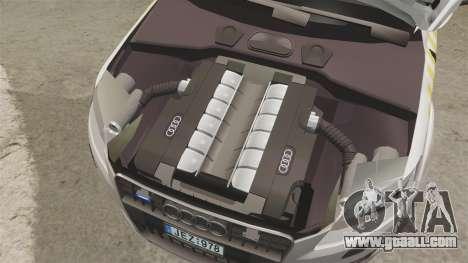 Audi Q7 FCK PLC [ELS] for GTA 4 inner view