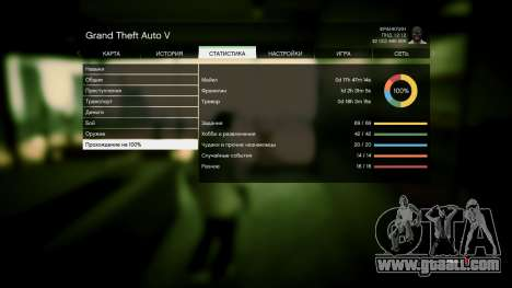 GTA 5 Save GTA 5 100% and 1 billion PS3