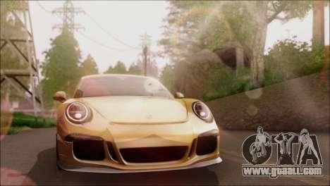 BRC ENB 2.0 for GTA San Andreas third screenshot