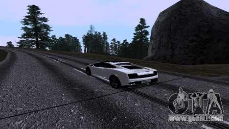 New Roads v2.0 for GTA San Andreas tenth screenshot
