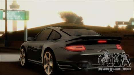 BRC ENB 2.0 for GTA San Andreas second screenshot