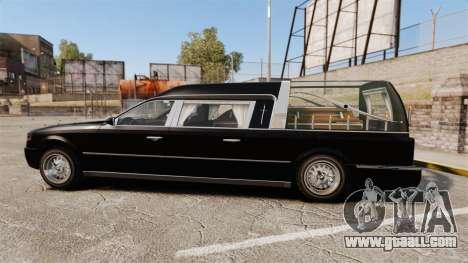 Albany Romero new wheels for GTA 4 left view