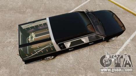 Albany Romero new wheels for GTA 4 right view