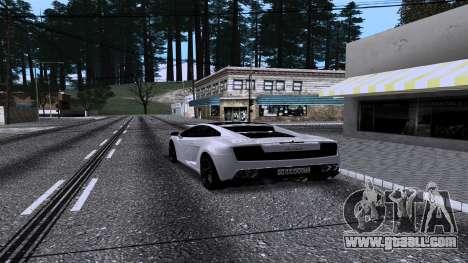 New Roads v2.0 for GTA San Andreas eleventh screenshot