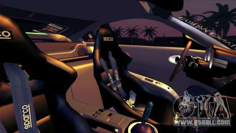 Nissan 350Z Minty Fresh for GTA San Andreas wheels