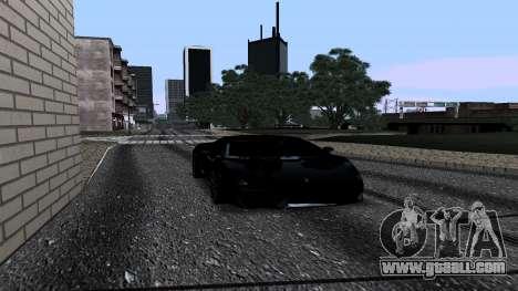 New Roads v2.0 for GTA San Andreas forth screenshot