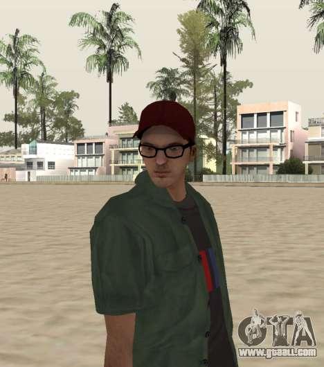 New Zero for GTA San Andreas third screenshot