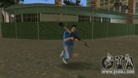 Ruskin RPG-7 for GTA Vice City second screenshot