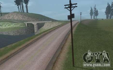 RoSA Project v1.3 Countryside for GTA San Andreas twelth screenshot