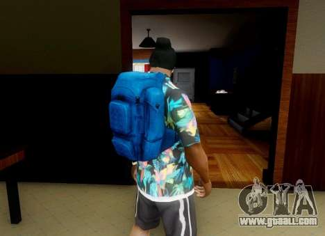 Backpack from the State of Decay for GTA San Andreas second screenshot