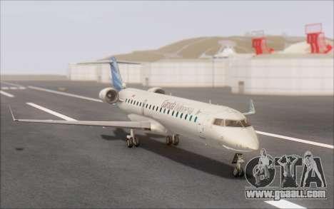 Garuda Indonesia Bombardier CRJ-700 for GTA San Andreas