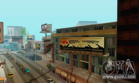 Alternative Quarter for GTA San Andreas second screenshot