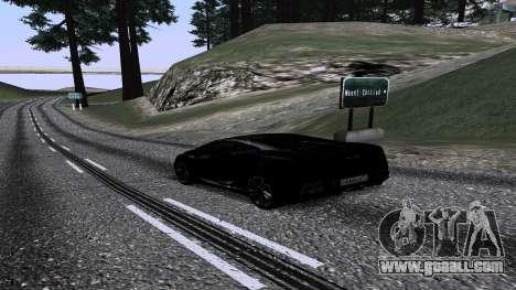 New Roads v2.0 for GTA San Andreas sixth screenshot