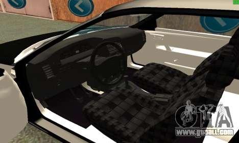 VAZ-21123 TURBO-Cobra for GTA San Andreas back left view