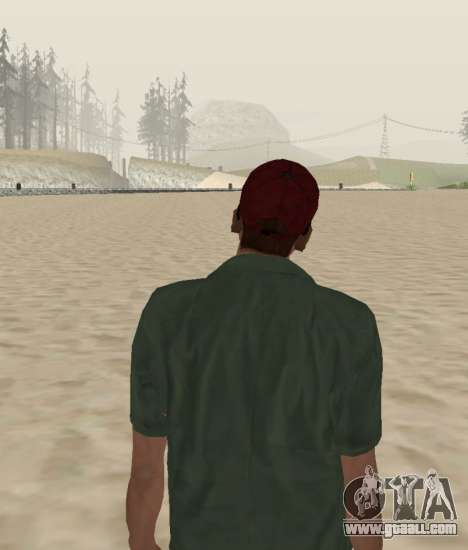 New Zero for GTA San Andreas forth screenshot