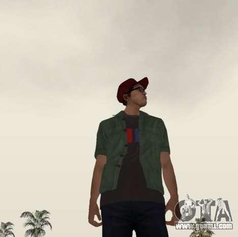 New Zero for GTA San Andreas fifth screenshot