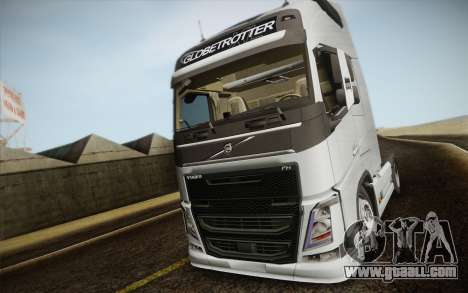 Volvo FH 750 2014 for GTA San Andreas left view