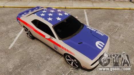 Dodge Challenger SRT8 2012 for GTA 4 interior