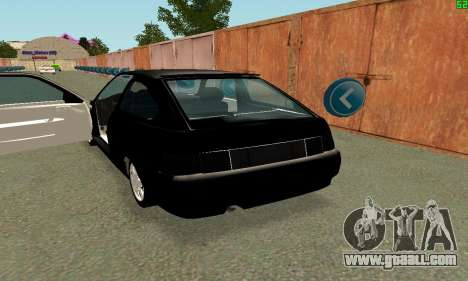 VAZ-21123 TURBO-Cobra for GTA San Andreas right view