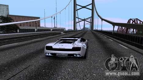 New Roads v2.0 for GTA San Andreas eighth screenshot