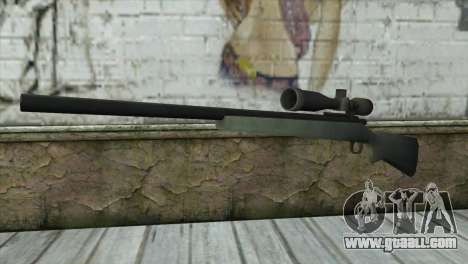 M40A1 Sniper Rifle for GTA San Andreas