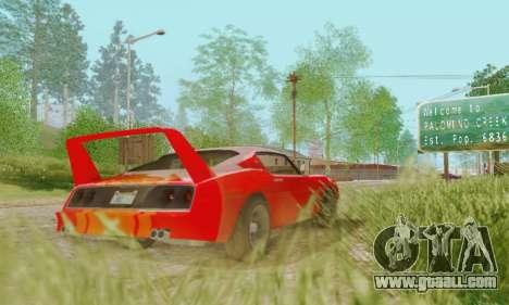 Imponte Phoenix из GTA 5 for GTA San Andreas right view