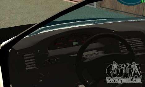 VAZ-21123 TURBO-Cobra for GTA San Andreas side view