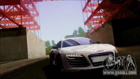 BRC ENB 2.0 for GTA San Andreas