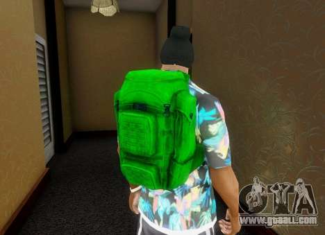 Backpack from the State of Decay for GTA San Andreas fifth screenshot
