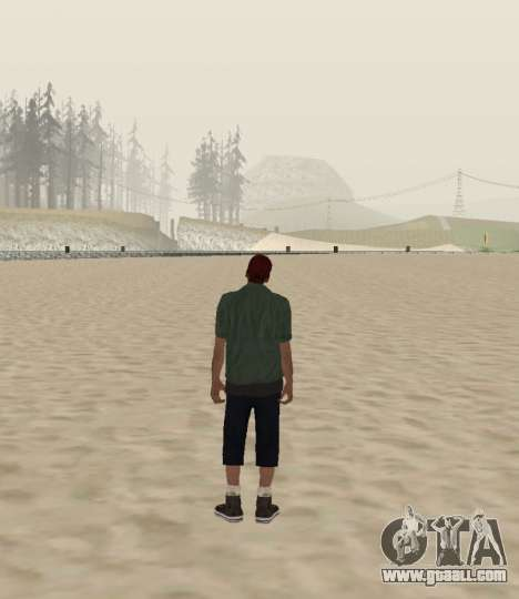 New Zero for GTA San Andreas second screenshot