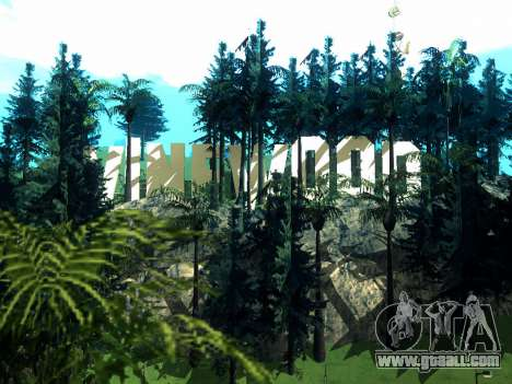 New Vinewood Realistic for GTA San Andreas