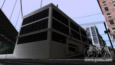 New textures SFPD for GTA San Andreas second screenshot