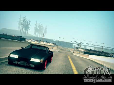 Elegy P1kachuxa Private for GTA San Andreas