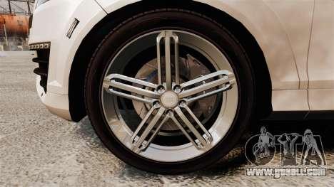 Audi Q7 FCK PLC [ELS] for GTA 4 back view