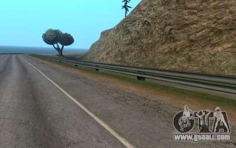 RoSA Project v1.3 Countryside for GTA San Andreas third screenshot