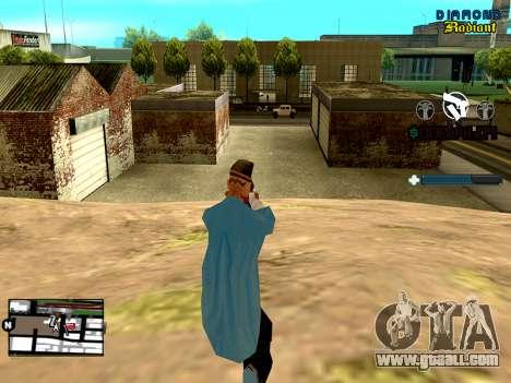 C-HUD Unity for GTA San Andreas second screenshot