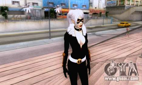Catwoman for GTA San Andreas