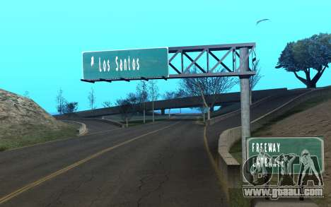 RoSA Project v1.3 Countryside for GTA San Andreas forth screenshot