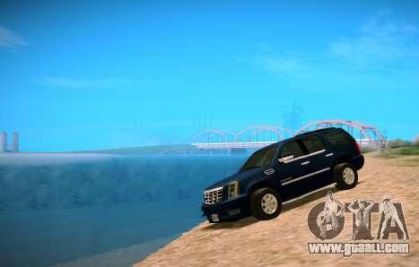 Light ENBSeries for GTA San Andreas seventh screenshot