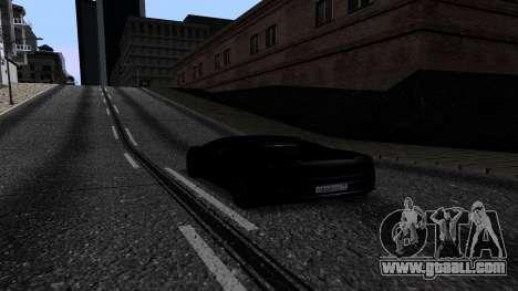 New Roads v2.0 for GTA San Andreas third screenshot