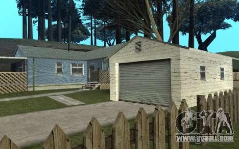RoSA Project v1.3 Countryside for GTA San Andreas seventh screenshot