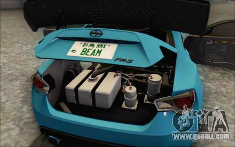 Scion FR-S 2013 Beam for GTA San Andreas