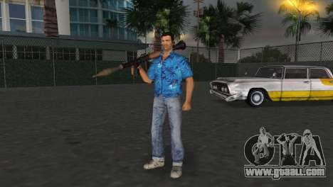 Ruskin RPG-7 for GTA Vice City third screenshot
