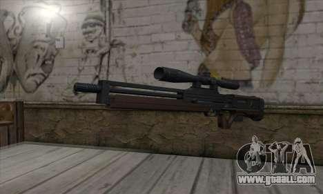 Walther WA2000 for GTA San Andreas